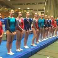 OAA - Competitive Gymnastics - Tumbling, Trampoline
