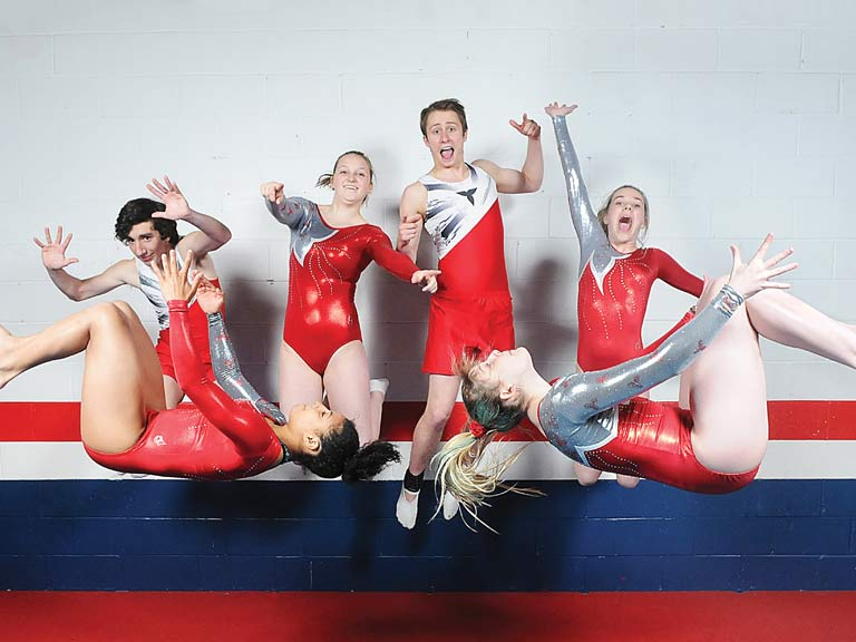 News & Events at OAA - Tumbling, Aerial, Trampoline Acrobatics