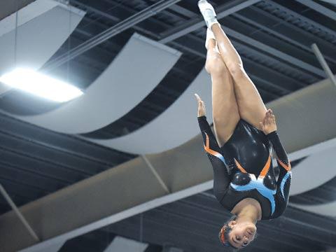 Disha Tandon - OAA Gymnastic Competition