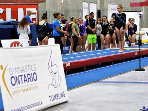 2018 Ontario Cup Championship for Trampoline - Hosted by OAA