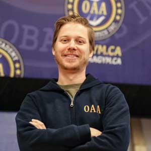 Cameron Osborne - OAA Pickering Gymnastics