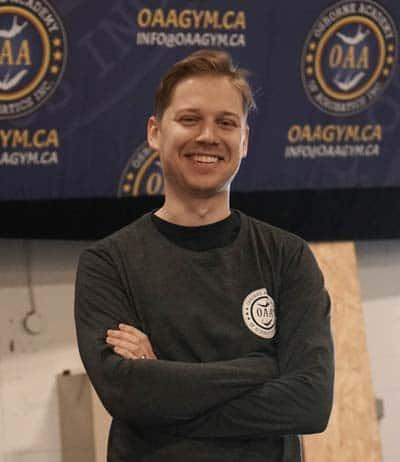 OAA Coach & Owner - Cameron Osborne