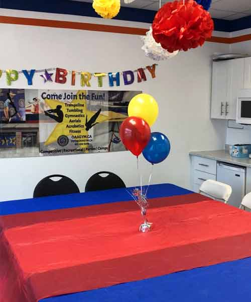 Birthday parties in Pickering