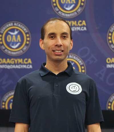 Chris - OAA Coach