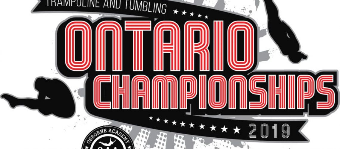 2019 Trampoline and Tumbling Ontario Championships